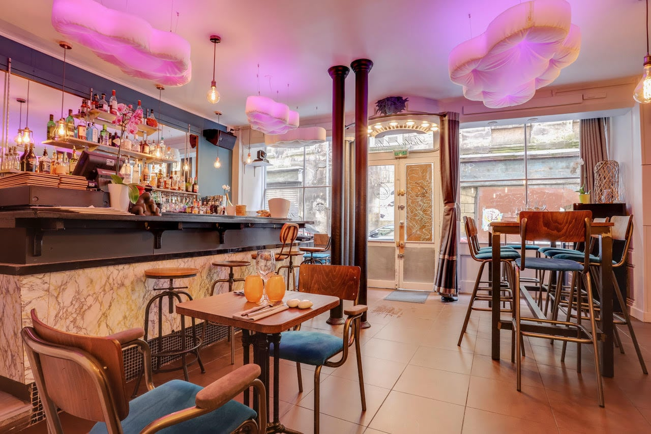 Bistrot L'Ôthentic restaurant Bordeaux