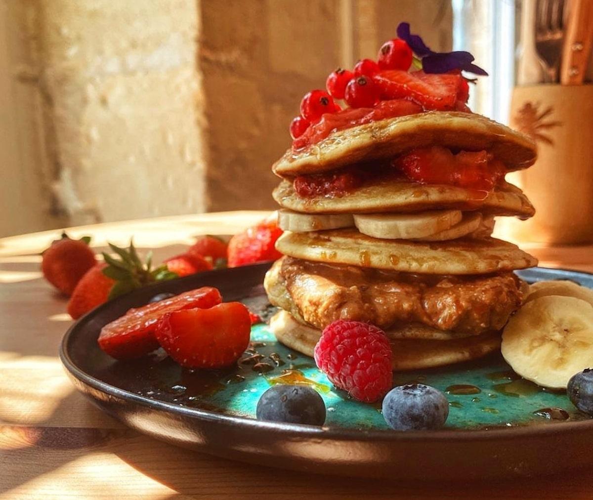 Pancakes Bordeaux