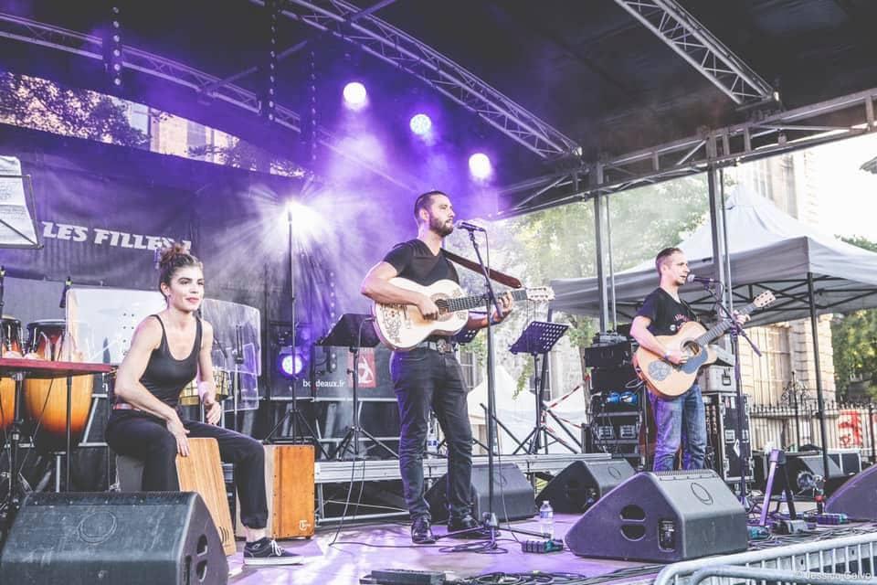 Bordeaux Festival musique latino
