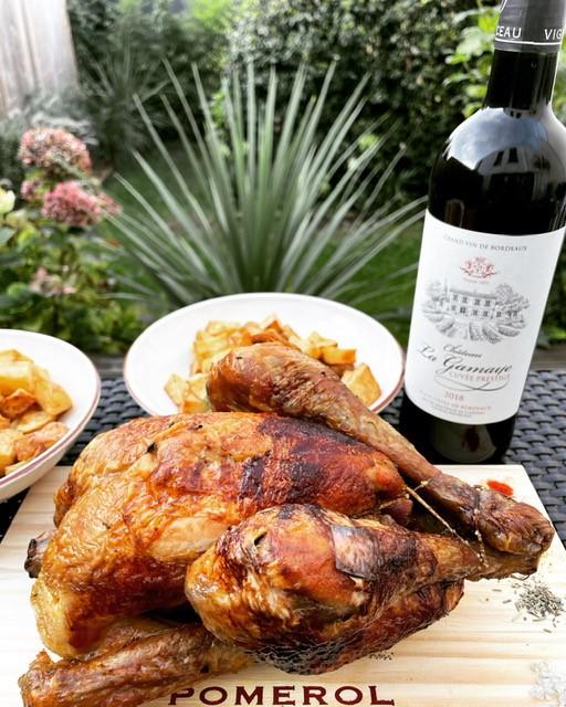 livraison poulet Bordeaux